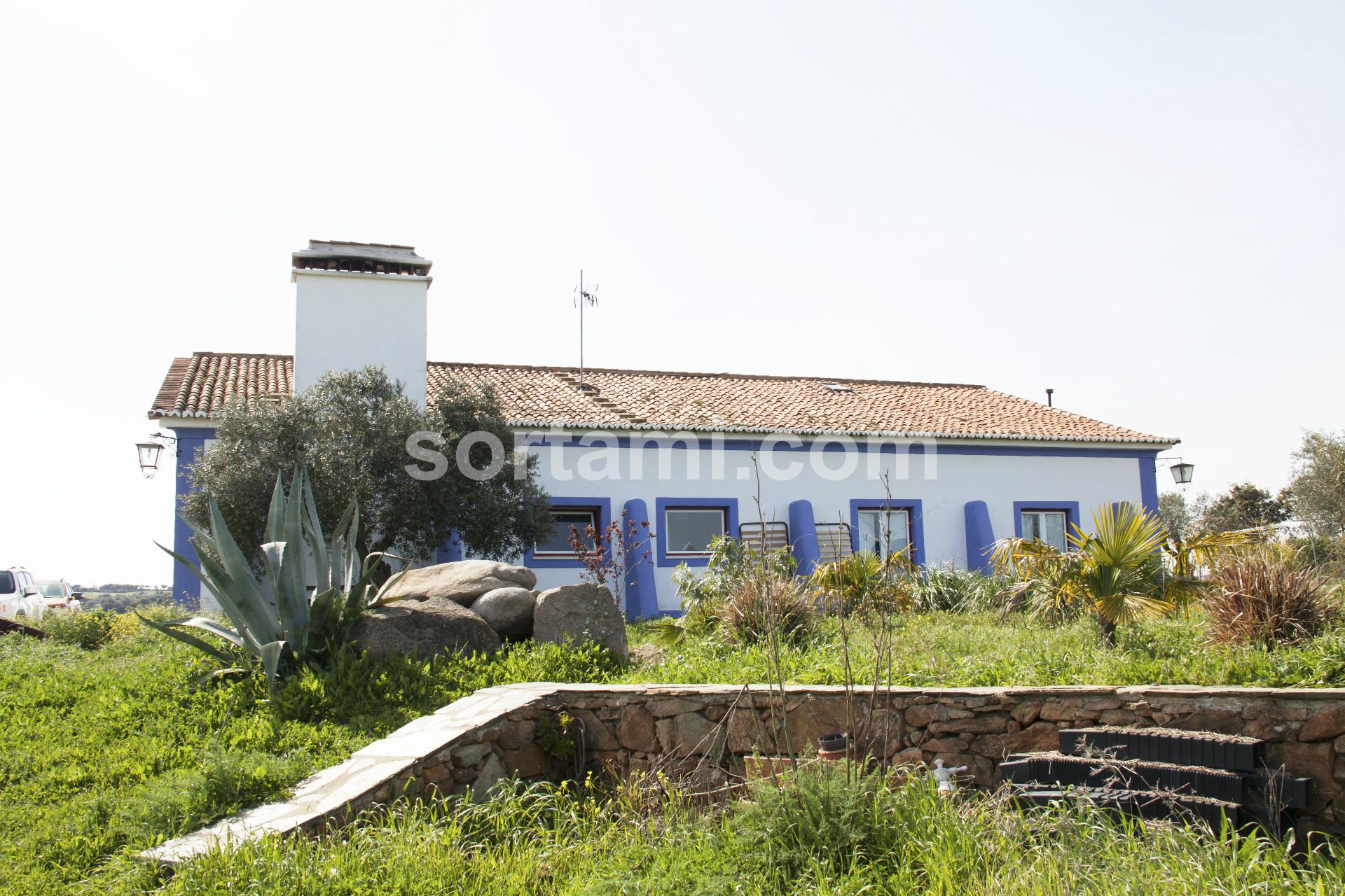 Quinta T4 Venda em Assunção, Ajuda, Salvador e Santo Ildefonso,Elvas