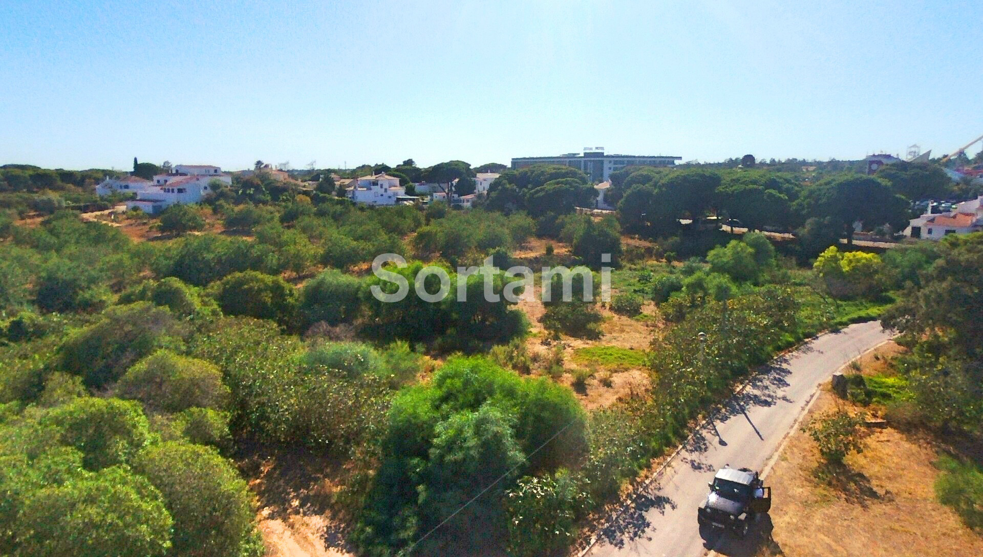 Plot , Algarve, Quarteira