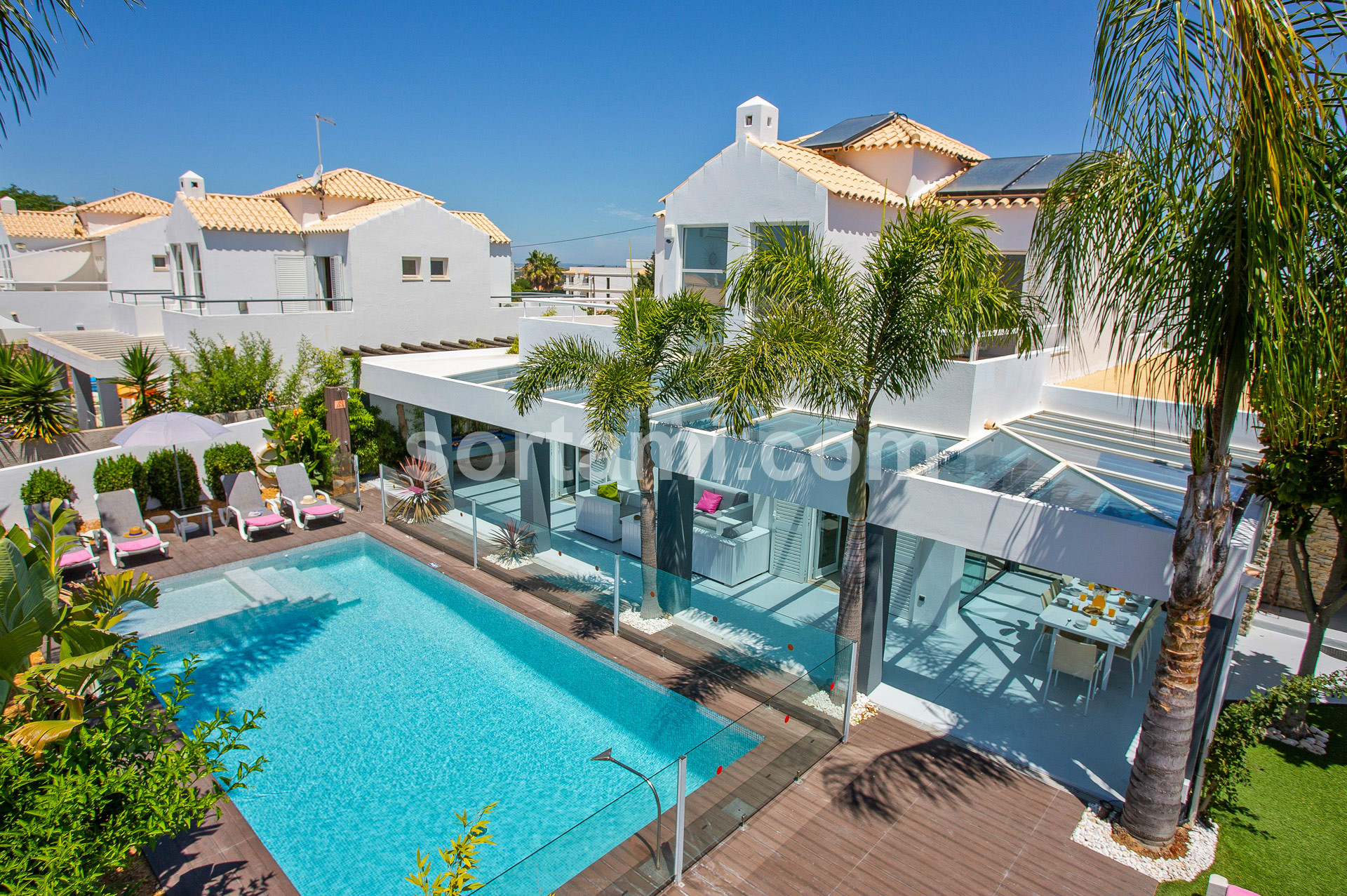 Detached house T4 Algarve, Albufeira