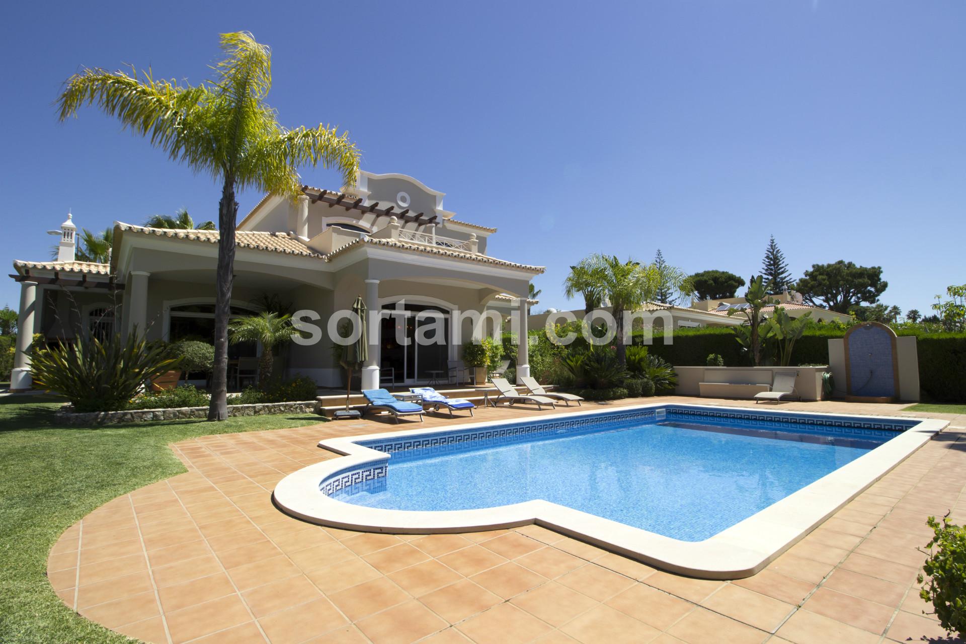 Detached house T3 Algarve, Vilamoura