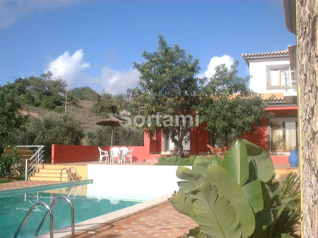 Detached house T6 Algarve, Boliqueime