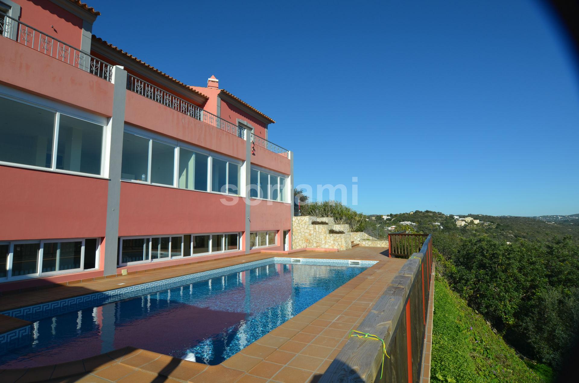 Detached house T7, Algarve, Loule