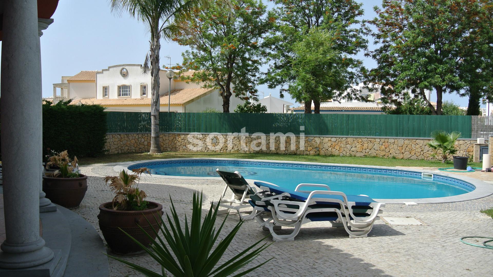 Detached house T4 Algarve, Albufeira