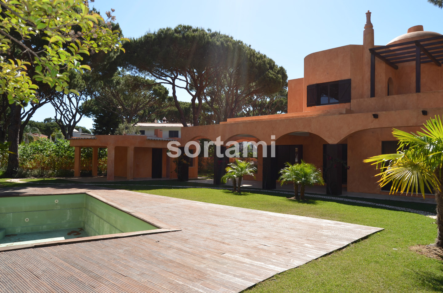 Detached house T4, Algarve, Vilamoura