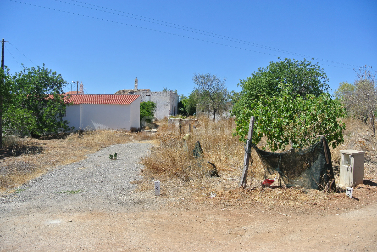 Plot  Algarve, Almancil