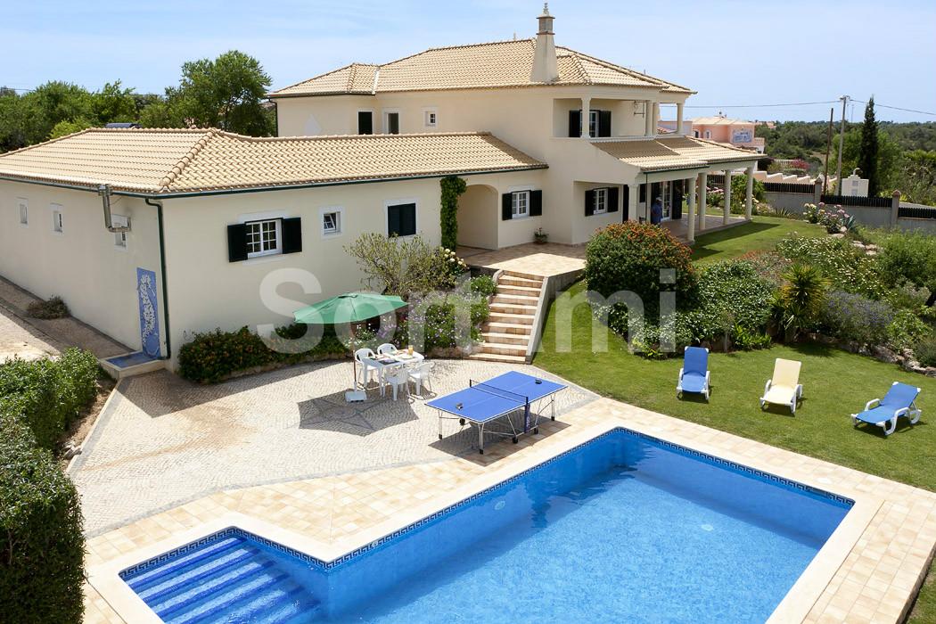 Detached house T6, Algarve, Tunes