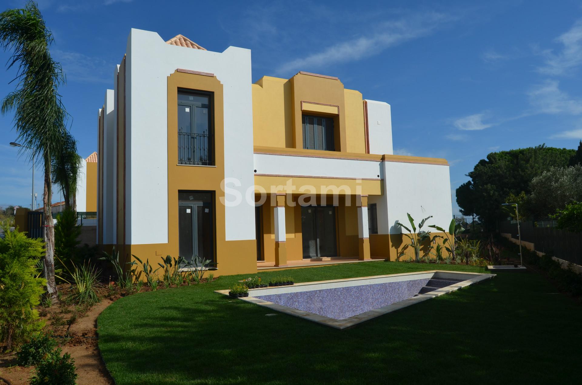 Detached house T5, Algarve, Guia