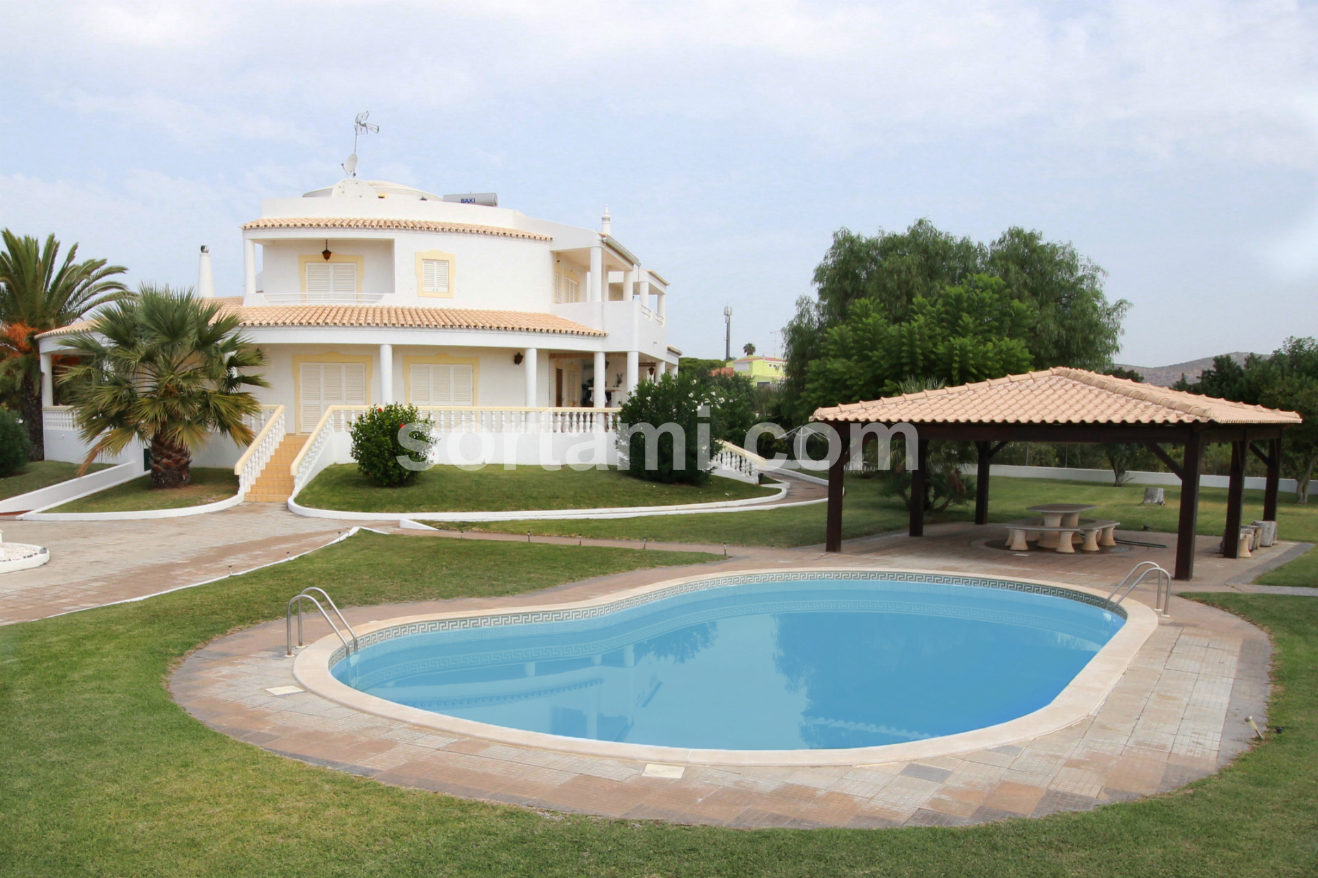 Detached house T5, Algarve, Quarteira