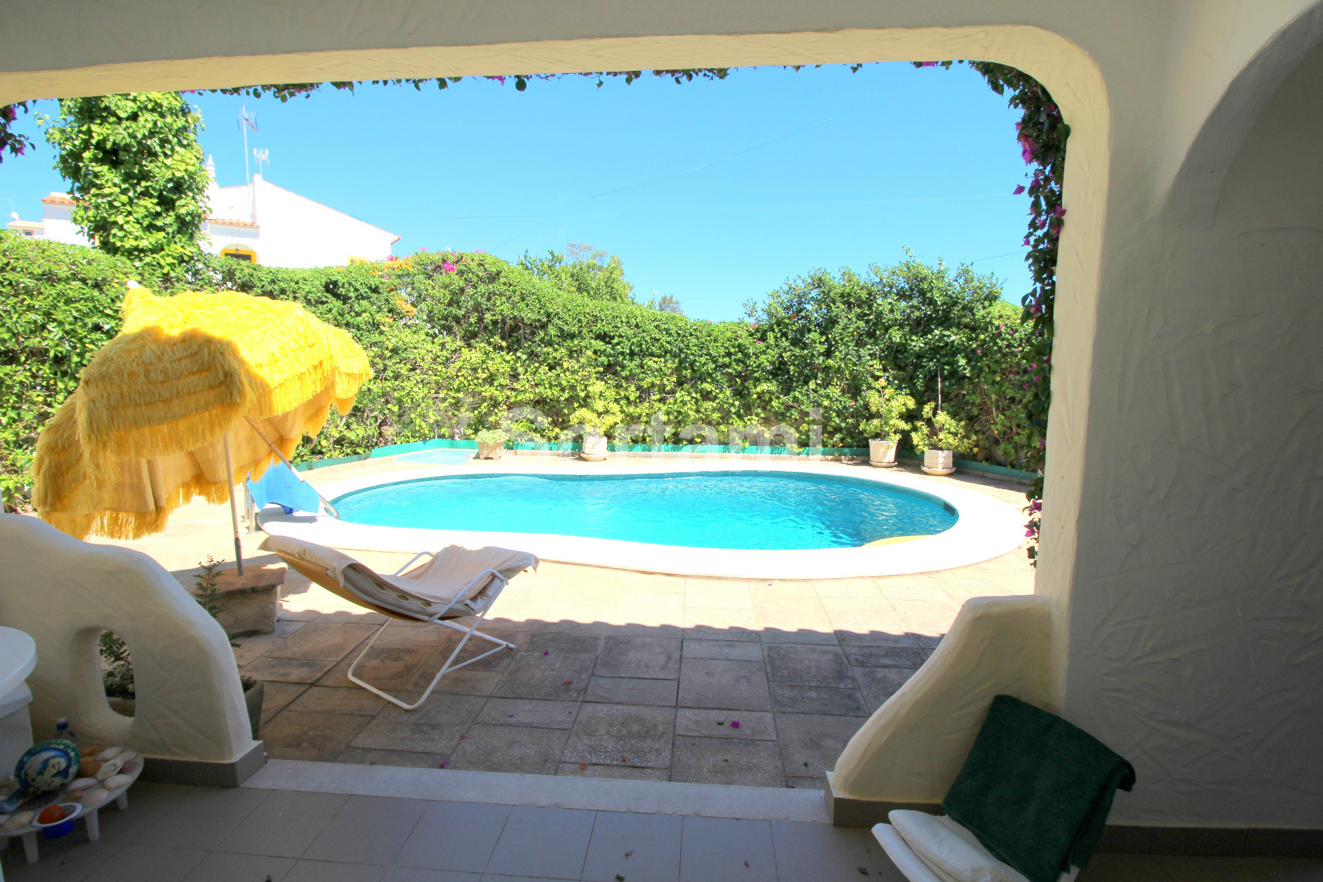 Detached house T5 Algarve, Lagoa