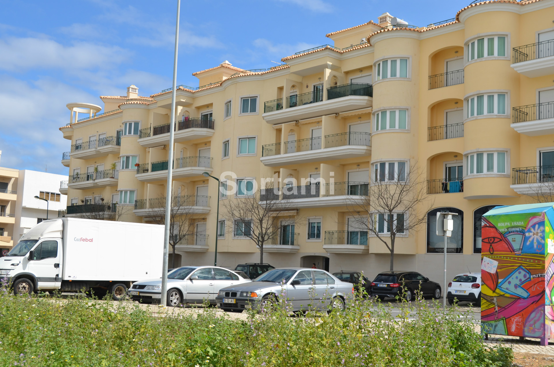 Plot  Algarve, Loule