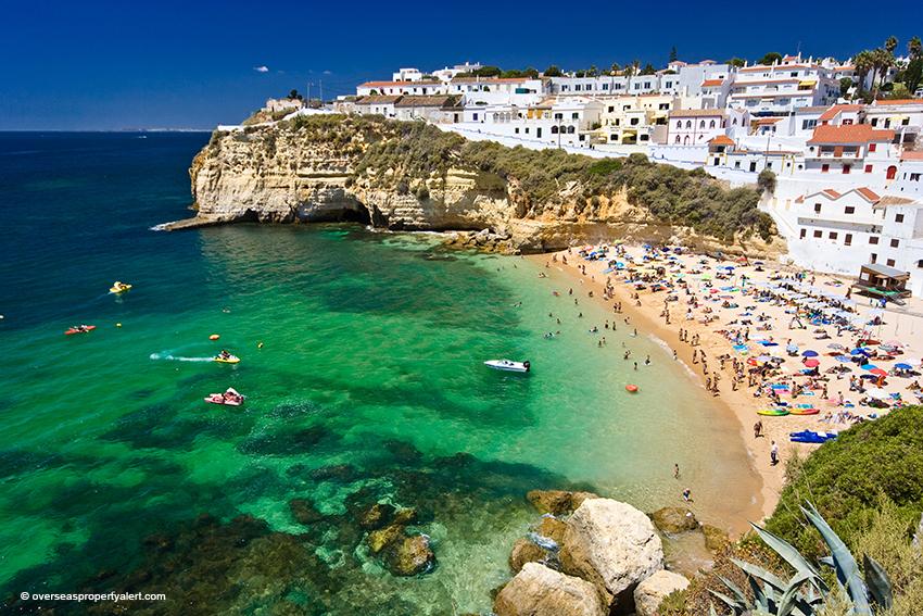 Britânicos gostam cada vez mais do Algarve (e não são os únicos)